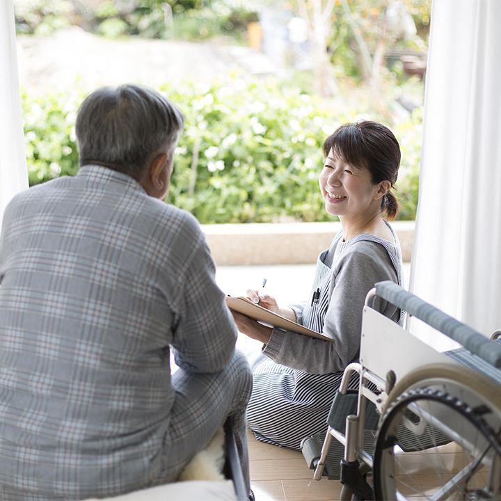 介護保険外のサービスが必要な場合もある