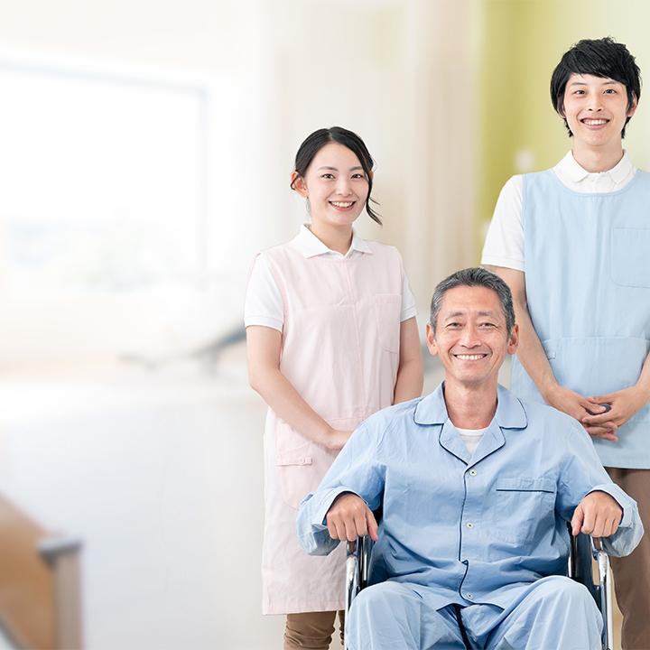 より良い在宅介護を支援するケアマネ